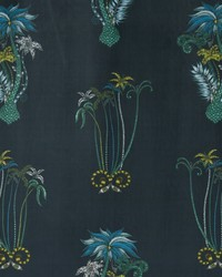 JUNGLE VELVET F1209/01 CAC NAVY by