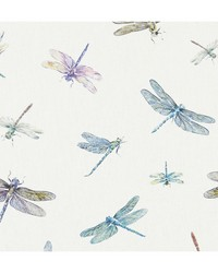 DRAGONFLIES F1264/01 CAC CREAM by