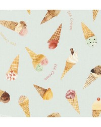 ICE CREAM PARLOUR F1268/01 CAC BLUE by