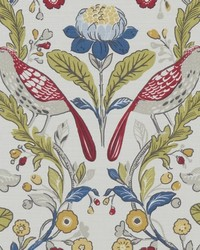 ORCHARD BIRDS F1316/06 CAC BIRDS ROUGE by