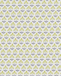 FLEUR F1373/03 CAC CHARTREUSE/CHARCOAL by