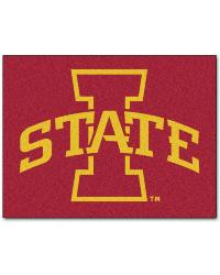 Iowa State Cyclones All Star Rug by