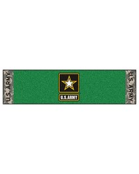 Army Putting Green Runner by