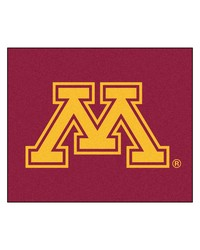 Minnesota Tailgater Rug 60x72 by