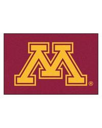 Minnesota Golden Gophers Starter Rug by