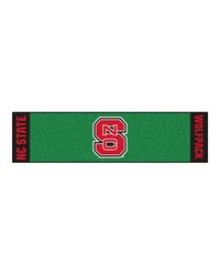 NC State Putting Green Mat by