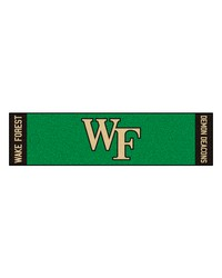 Wake Forest Putting Green Mat by
