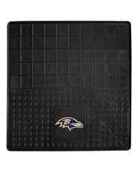 NFL Baltimore Ravens Heavy Duty Vinyl Cargo Mat by