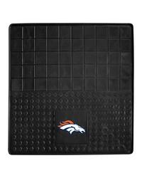NFL Denver Broncos Heavy Duty Vinyl Cargo Mat by