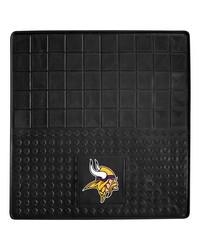 NFL Minnesota Vikings Heavy Duty Vinyl Cargo Mat by