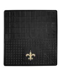 NFL New Orleans Saints Heavy Duty Vinyl Cargo Mat by
