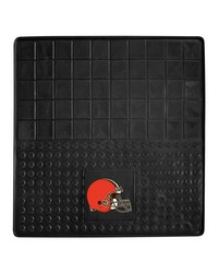 NFL Cleveland Browns Heavy Duty Vinyl Cargo Mat by
