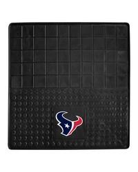 NFL Houston Texans Heavy Duty Vinyl Cargo Mat by