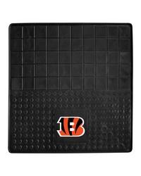 NFL Cincinnati Bengals Heavy Duty Vinyl Cargo Mat by