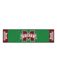 Mississippi State Putting Green Runner by