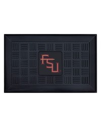 Florida State Medallion Door Mat by