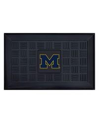 Michigan Medallion Door Mat by