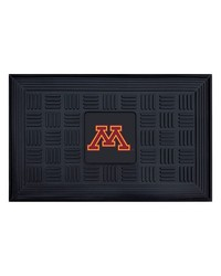 Minnesota Medallion Door Mat by