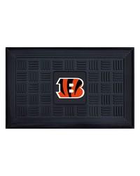 NFL Cincinnati Bengals Medallion Door Mat by