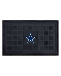 NFL Dallas Cowboys Medallion Door Mat by