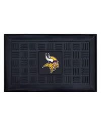 NFL Minnesota Vikings Medallion Door Mat by