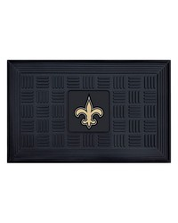 NFL New Orleans Saints Medallion Door Mat by
