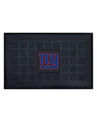 NFL New York Giants Medallion Door Mat by