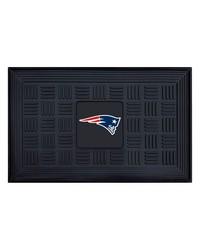 NFL New England Patriots Medallion Door Mat by