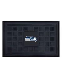 NFL Seattle Seahawks Medallion Door Mat by