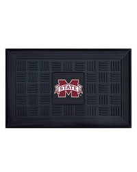 Mississippi State Medallion Door Mat by
