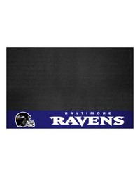 NFL Baltimore Ravens Grill Mat 26x42 by