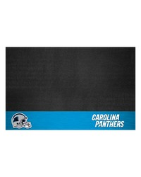 NFL Carolina Panthers Grill Mat 26x42 by