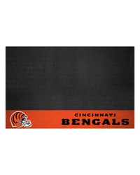 NFL Cincinnati Bengals Grill Mat 26x42 by