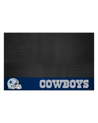 NFL Dallas Cowboys Grill Mat 26x42 by