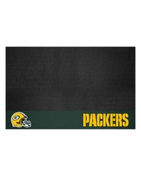 NFL Green Bay Packers Grill Mat 26x42 by