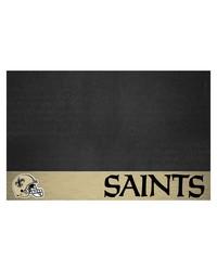 NFL New Orleans Saints Grill Mat 26x42 by