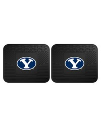 BYU Backseat Utility Mats 2 Pack 14x17 by
