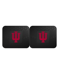 Indiana Backseat Utility Mats 2 Pack 14x17 by