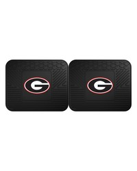 Georgia Backseat Utility Mats 2 Pack 14x17 by