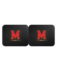 Maryland Backseat Utility Mats 2 Pack 14x17 by
