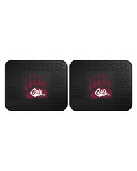 Montana Backseat Utility Mats 2 Pack 14x17 by