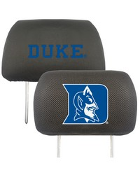 Duke Head Rest Cover 10x13 by