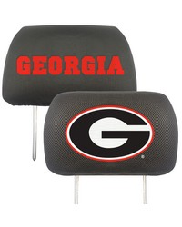 Georgia Head Rest Cover 10x13 by