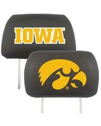 Iowa Head Rest Cover 10x13 by