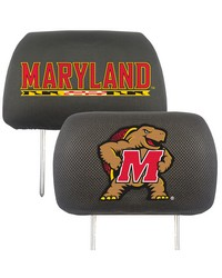 Maryland Head Rest Cover 10x13 by