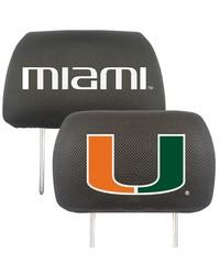 Miami Head Rest Cover 10x13 by