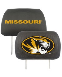 Missouri Head Rest Cover 10x13 by