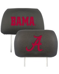 Alabama Head Rest Cover 10x13 by