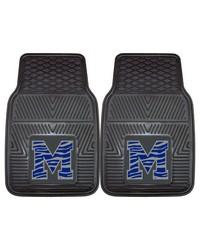 Memphis 2pc Vinyl Car Mat Set by