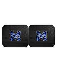 Memphis Backseat Utility Mats 2 Pack 14x17 by
